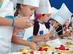 Taller de cocina para hacer con los niños