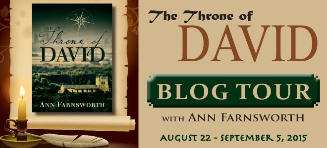 The Throne of David Blog Tour