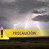 PRECAUCION. Prob tormentas fuertes (Dom 5/10 - Lun 6/10)
