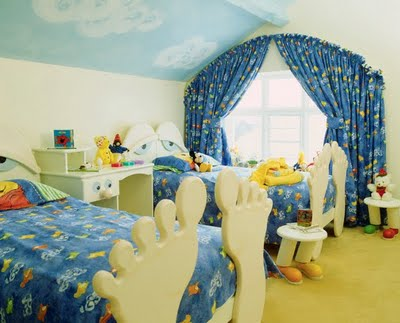 Children Bedroom Furniture on Kids Bedroom Furniture Picture