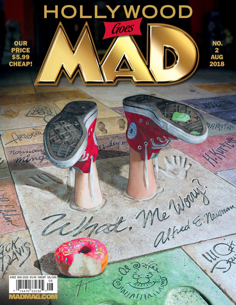 MAD SECOND ISSUE!