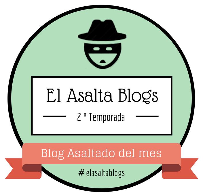 Blog asaltado del mes