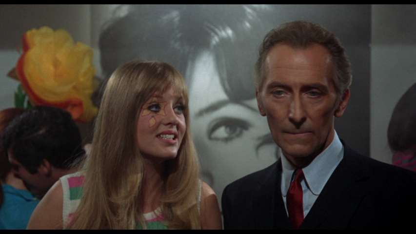 corruption peter cushing vanessa howard