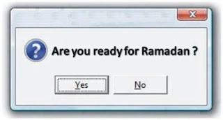 Menyambut Datangnya Bulan Suci Ramadhan 1434 H