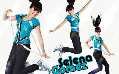 Salena Gomez New Wallpaper