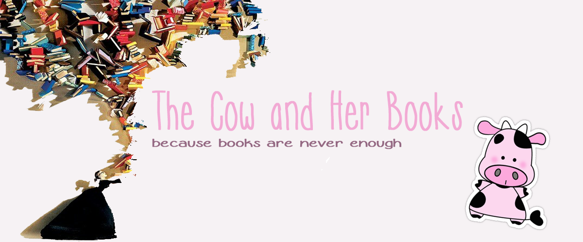 The Cow and her books