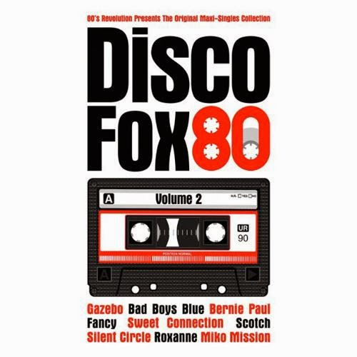 Disco Fox 80 Volume 2   2014