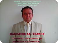 ΒΑΣΙΛΕΙΟΣ ΤΣΑΚΟΣ