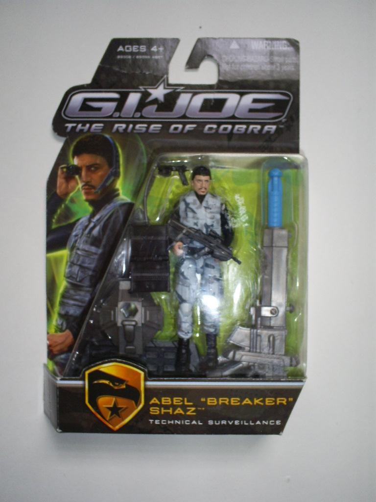 That Figures Review Gi Joe Rise Of Cobra Abel