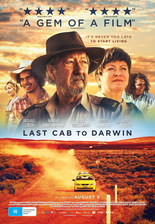 El ultimo viaje de mi vida (Last Cab to Darwin)