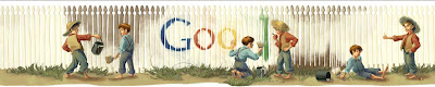 Mark-Twain Birthday on 30th November - Google Doodle