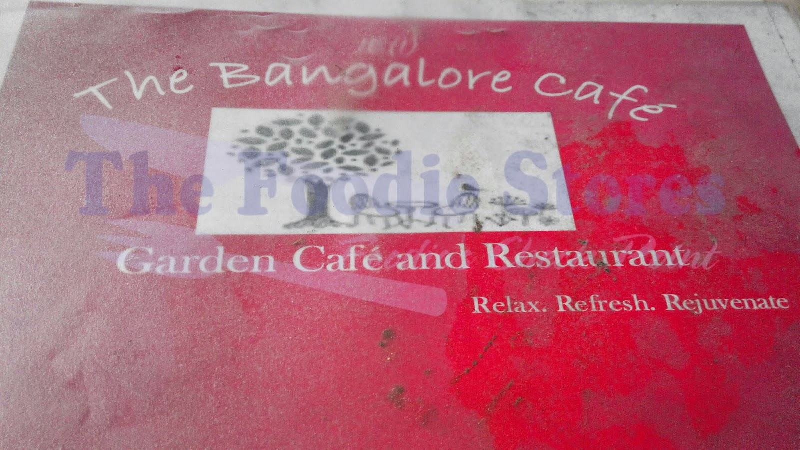 IE (I) The Bangalore Cafe