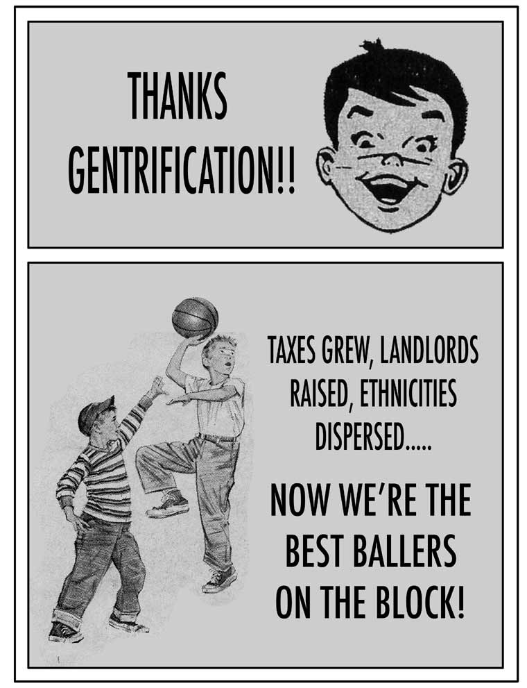 Gentrification Definition