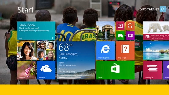 Brazil National Football Team Fifa World Cup 2014 Theme For Windows 7 And 8 8.1