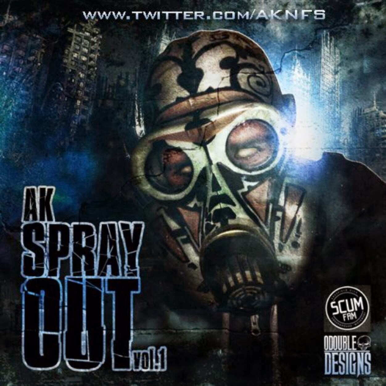 Ak - Spray Out Vol. 1