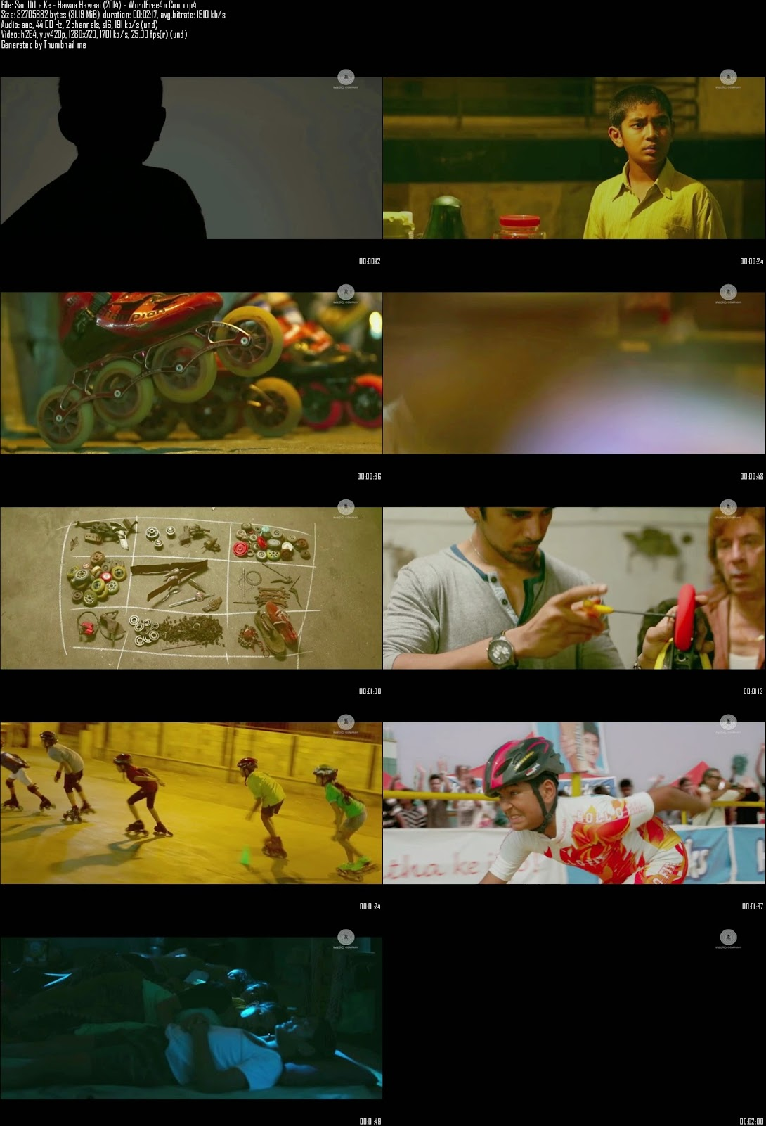 Mediafire Resumable Download Link For Video Song Sar Utha Ke - Hawaa Hawaai (2014)