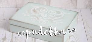 Pudełka na obrączki ślubne