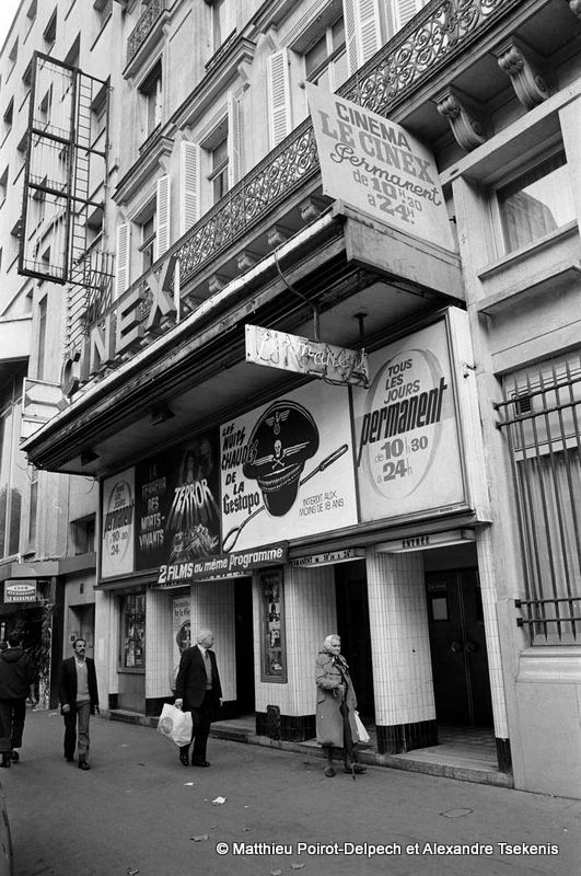 Cin fa ades cinex paris 10 me for Strasbourg cinema