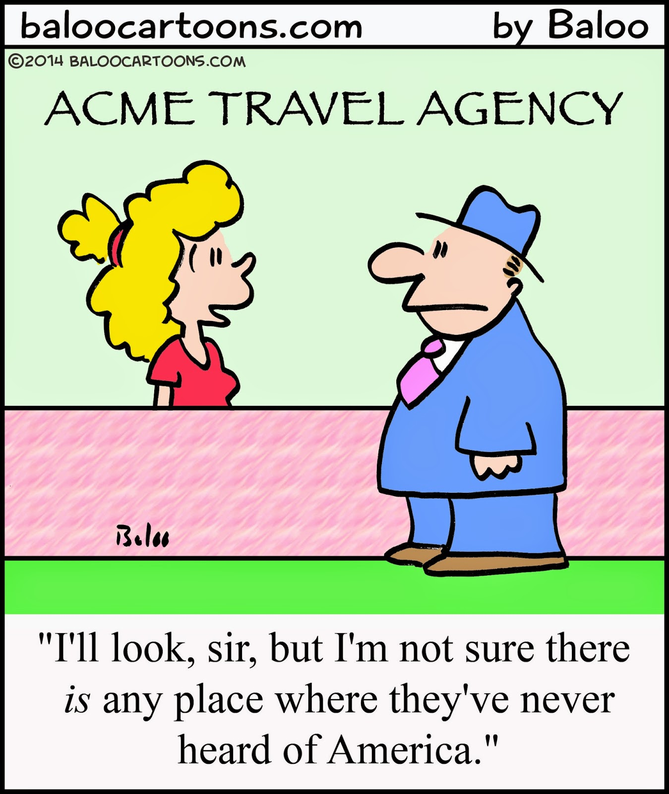 One Source Travel Agent: Cartoon Travel Agent Related Keywords
