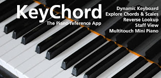 KeyChord - Piano Chords/Scales v2.7