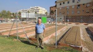 M laga en verde plantan el primer huerto urbano de m laga - Huerto urbano malaga ...