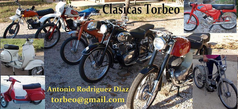 MOTOS Y BICICLETAS CLASICAS