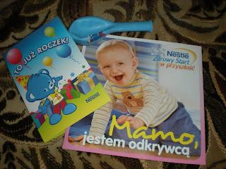 Balonik od Nestle :)
