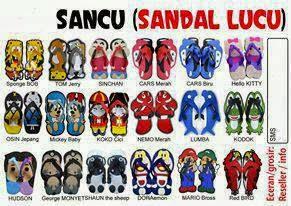 Open Reseller dan Dropship Sandal Lucu ( Sancu ) klik gambar untuk selengkapnya