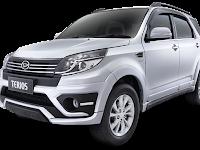 Inilah Perubahan New Daihatsu Terios 2015