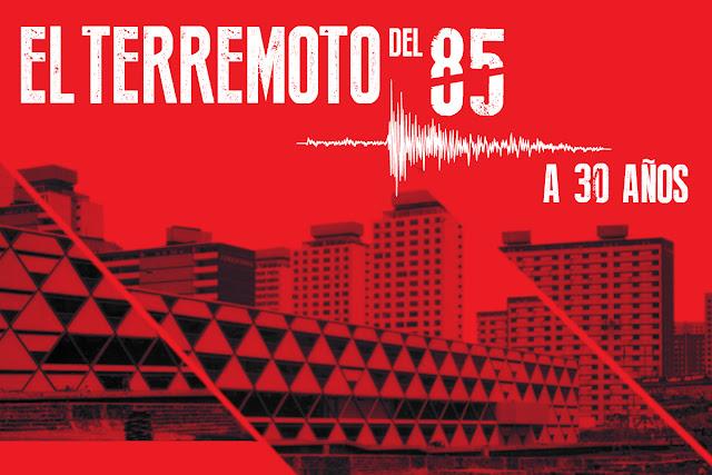El CCU Tlatelolco conmemorará los 30 años del Sismo de 1985 con diversas actividades