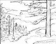 . nuestros dibujos de paisajes mejoren ahora. 1) Fíjate en las densidades. tutorial