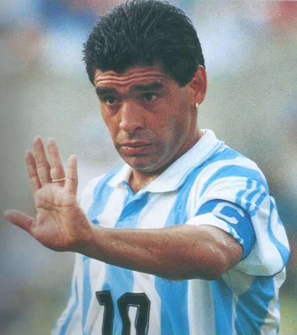 Diego Armando Maradona - HD Wallpapers
