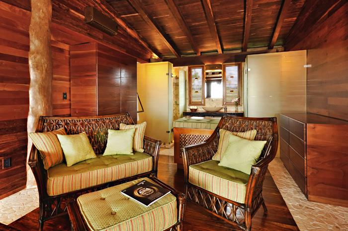 ESTILO RUSTICO Casa Rustica en Riviera Maya