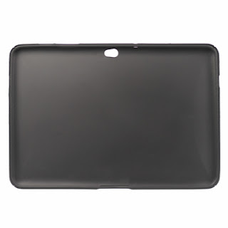 TPU Jelly Case for Samsung Galaxy Tab 10.1 P7510 P7500 - Black