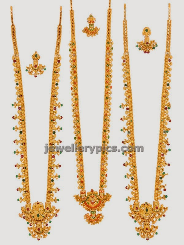 chains jewellery simple lightweight light long gold haram latest weight traditional designs