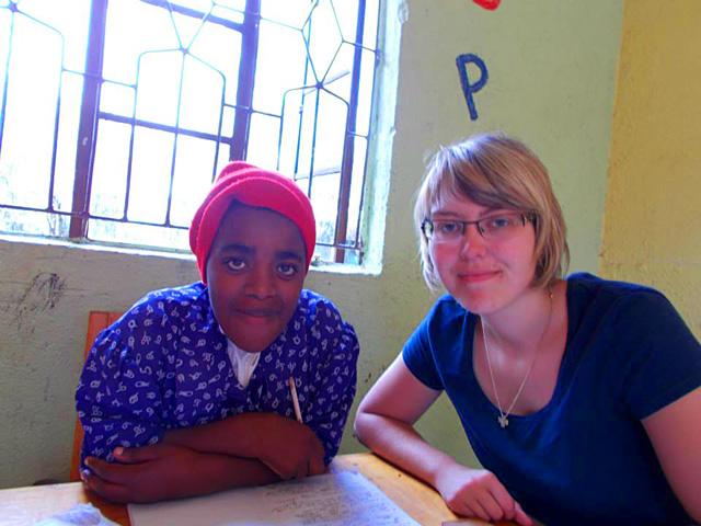 fra Miro Babić mali dom misija afrika sirotište volontiranje Maren Herbert