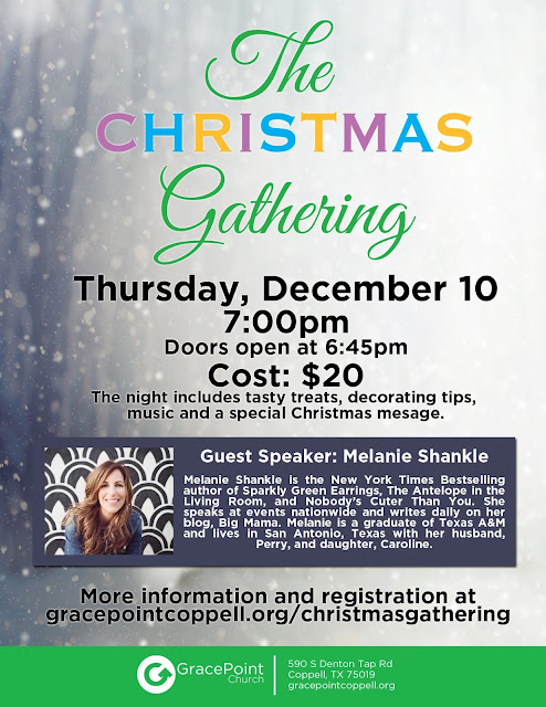 The Christmas Gathering at Grace Point Church, Coppell, TX