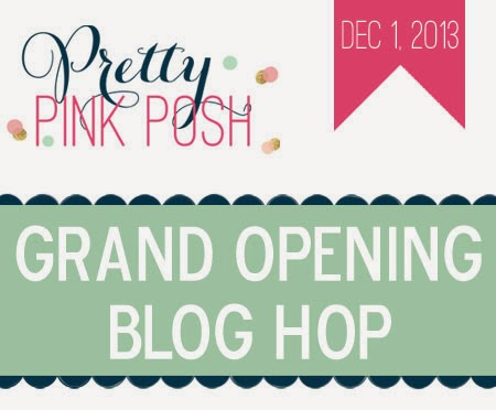 Pretty Pink Posh Grand Opening Hop!