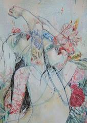 Mi cuerpo florece y el fluir de mis aguas es el canto del deseo