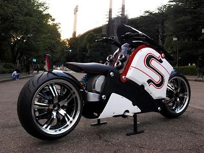 ZecOO motocicleta elétrica preço 70.000 dólares
