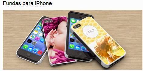 Fundas personalizadas para iPhones