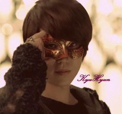 Kyuhyun Super Junior!