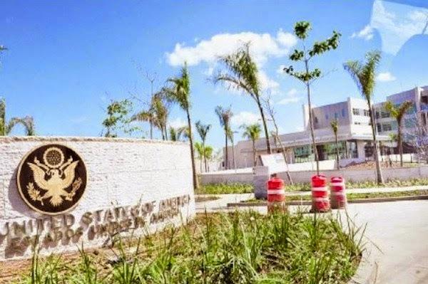 La Sección Consular de la embajada de los Estados Unidos en el país anunció hoy el cambio en algunas de sus tarifas correspondientes a los servicios consulares, las cuales serán efectivas a partir del próximo 12 de septiembre.