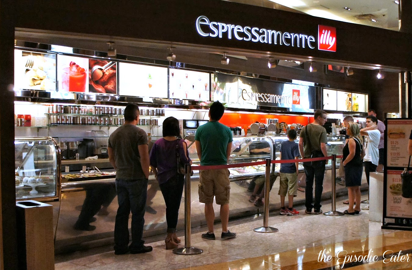 Espressamente illy (Las Vegas, NV) on The Episodic Eater