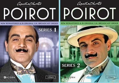 poirot series dvd