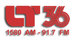 LT36 Radio Chacabuco - 1580 AM - 91.7 FM
