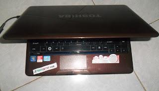 Toshiba L635 Core i5 VGA ATI