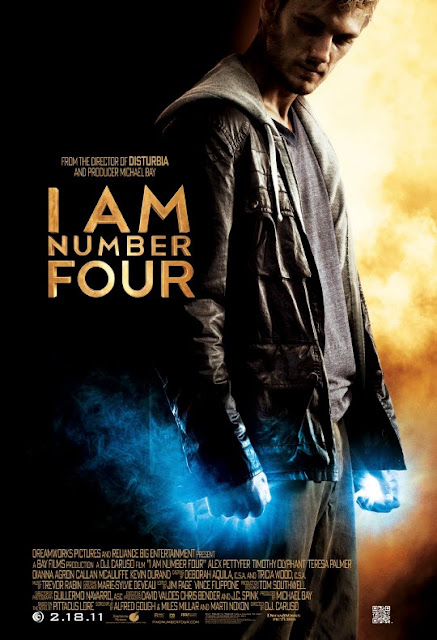 I am Number Four ปฏิบัติการล่าเหนือโลกจอมพลังหมายเลข 4 720p