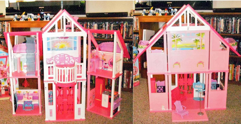 Awesome Beach House Barbie Part - 14: 2013 Barbie A Frame (Beach House): Do You Believe In Reincarnation?