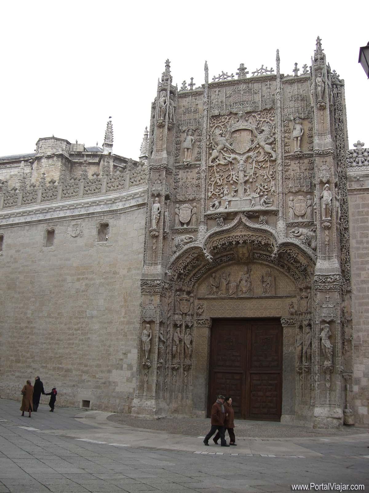 El blog de jocassan: Valladolid. Museos y edificios civiles. Museo Nacional d...